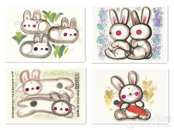 兔子在十二生肖排行老四