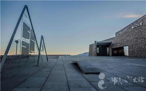 """是什么,让银川韩美林艺术馆跃然跻身""""最美美术馆""""图片"""